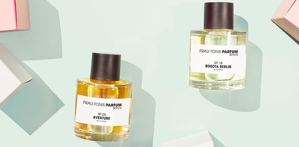 Frau Tonis Parfum | Die Werkstatt der Düfte