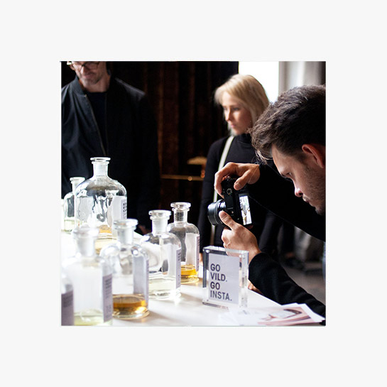 Duft-Workshop & Fragrance-Cocktail