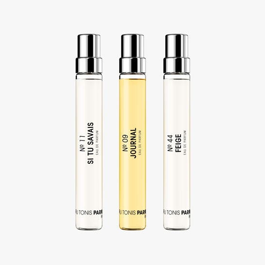 Fragrance set Citrus grove