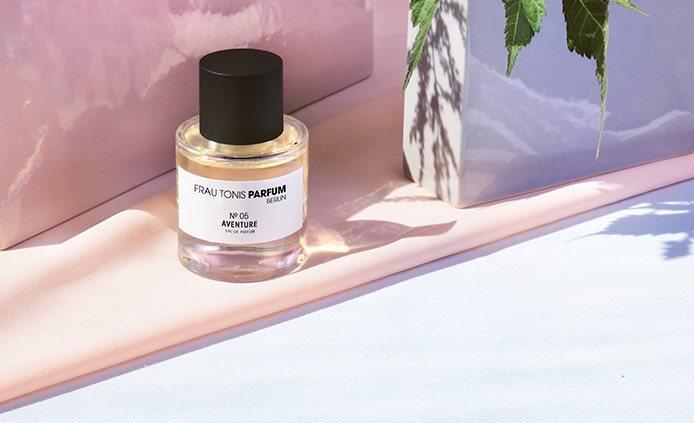 Frau Tonis Parfum | Dufttest